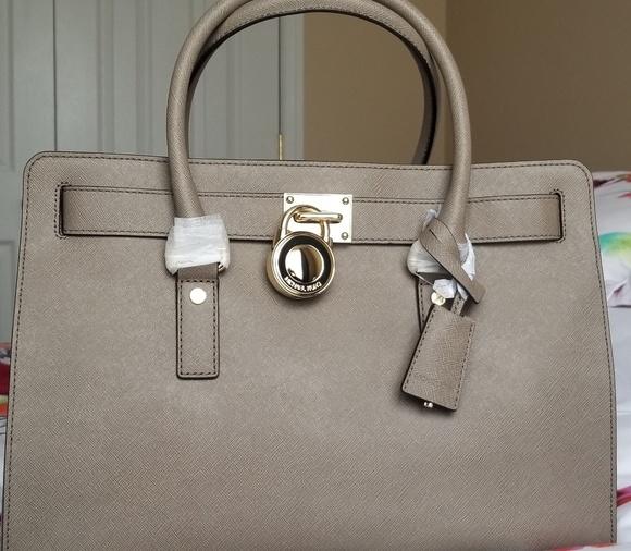 Michael Kors Handbags - Michael Kors grey gray handbag crossbody purse NWT